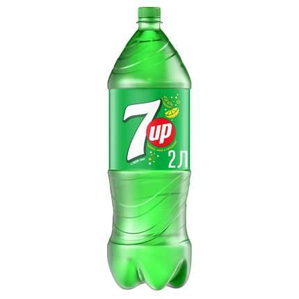 Напиток сильногазированный 7Up лимон и лайм 2 л