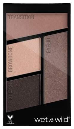Тени для век Wet n Wild Color Icon Eyeshadow Quad E337 Silent Treatment 4,5 г