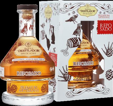El Destilador Premium Artesanal Reposado Santa Lucia (gift box)