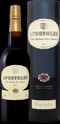 Apostoles Palo Cortado VORS Jerez DO Gonzalez Byass (gift box)