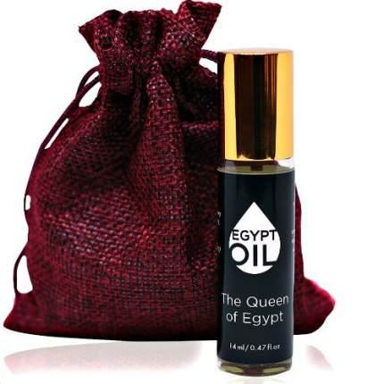 Парфюмерное масло EgyptOil Царица Египта, 14 мл