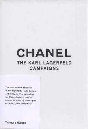 Книга Chanel, The Karl Lagerfeld Campaigns