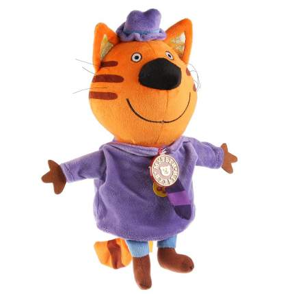 Мягкая игрушка Мульти-пульти Три кота Папа Кот