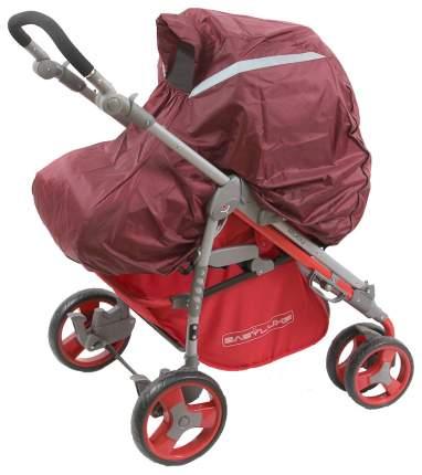 BAMBOLA Дождевик для коляски универсальный Плащевка цвета 021B