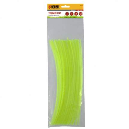 Леска для триммера DENZEL Flex cord 96104