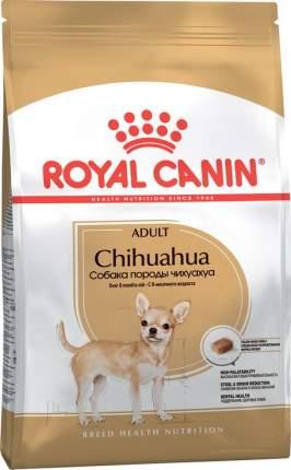 Сухой корм для собак ROYAL CANIN Chihuahua Adult, птица, 3кг