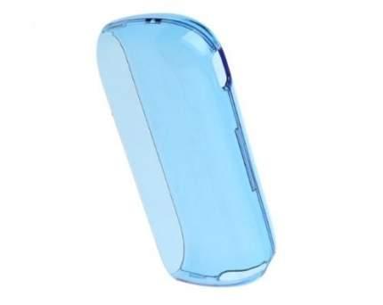 Силиконовый защитный чехол для IQOS 3 голубой