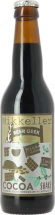 Пиво Mikkeller Beer Geek Cocoa Shake 0.33 л