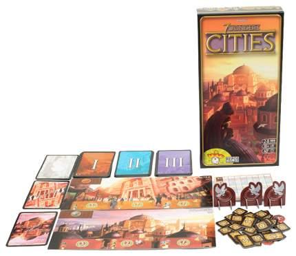 Дополнение к игре 7 Чудес Asmodee Города БП000001920