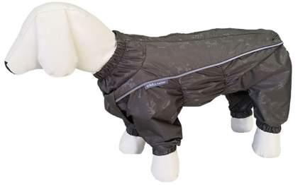 Дождевик для собак OSSO Fashion, мужской, хаки, 28-2