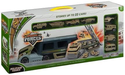 Военный набор машинок Shenzhen toys В85777