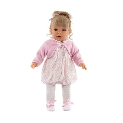 Кукла Antonio Juan Зои в розовом, 55 см 1825P