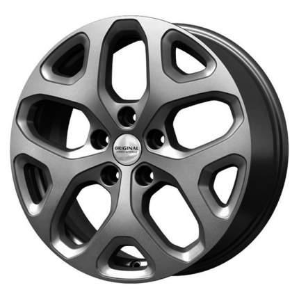 Колесные диски SKAD Renault Kaptur KL-307 6,5\R17 5*114,3 ET50 d66,1 Черный бархат 3240125