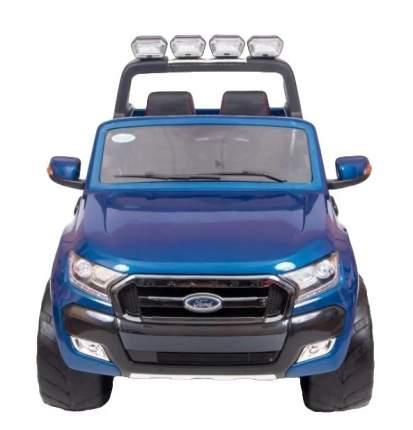 Детский электромобиль Barty Ford Ranger F650 полный привод(4WD) ЖК Монитором, Синий