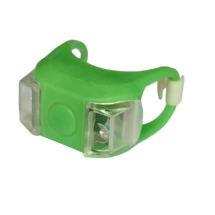 Фонарик для детской коляски Happy Mom зеленый