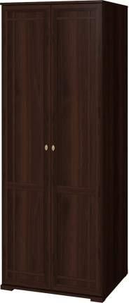 Платяной шкаф Hoff Sherlock 80095182 79,8х210,7х59, орех шоколадный