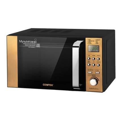 Микроволновая печь соло Centek CT-1584 Gold