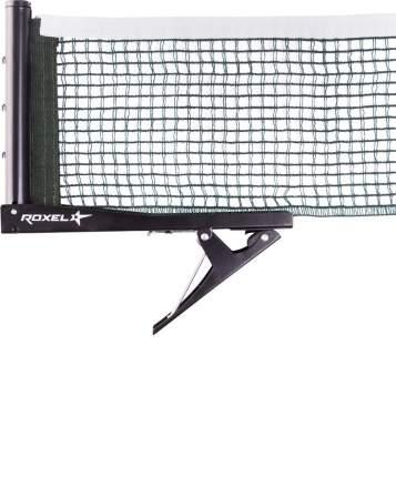 Сетка для настольного тенниса Roxel Clip-on черная