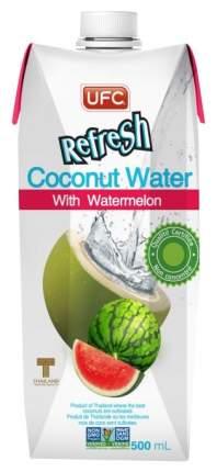 Кокосовая вода Refresh с арбузом 500 мл