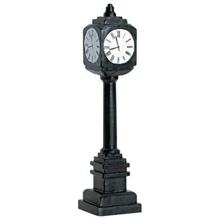Фигурка новогодняя Lemax 74634-lemax Уличные часы
