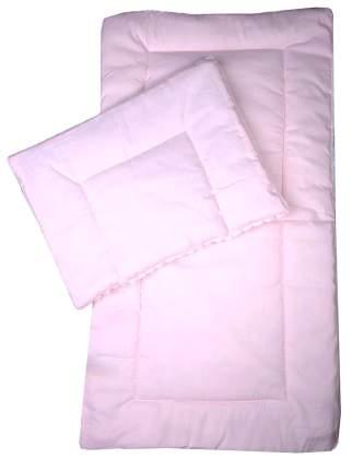 Комплект в коляску Bambola, матрасик, подушка (цвет: латте)