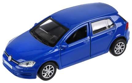 Коллекционная модель машины Технопарк GOLF-BU