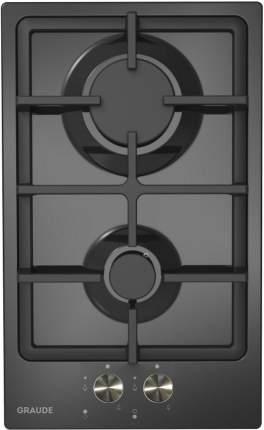 Встраиваемая газовая панель Graude GS 30.1 SM Dark Grey
