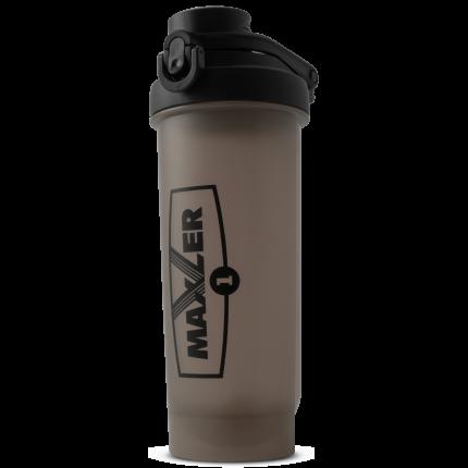 Maxler Шейкер Pro 700ml  (700 мл), Черный-Серый