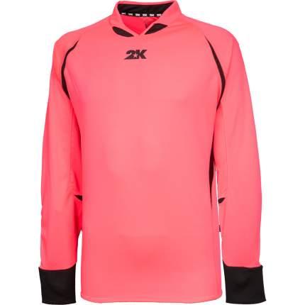Лонгслив 2K Sport Bolton, black/red, XL INT