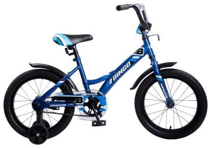 Велосипед Детский Двухколесный Navigator Bingo Вм16152 Синий