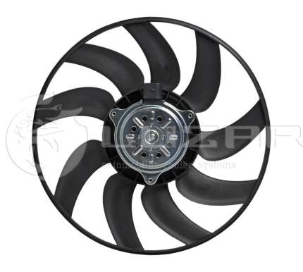 Вентилятор радиатора Luzar LFC18400