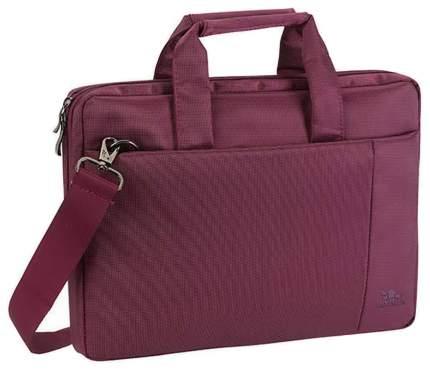 """Сумка для ноутбука 10.1"""" Rivacase 8211 пурпурная"""