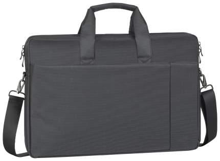"""Сумка для ноутбука 17.3"""" Rivacase 8257 черная"""