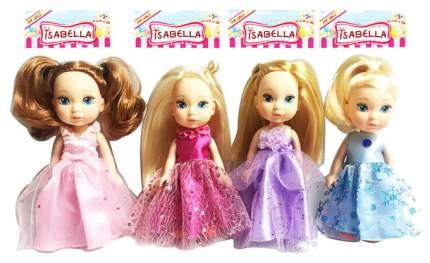 Кукла Junfa ToysIsabella в цветном платье 1 шт.