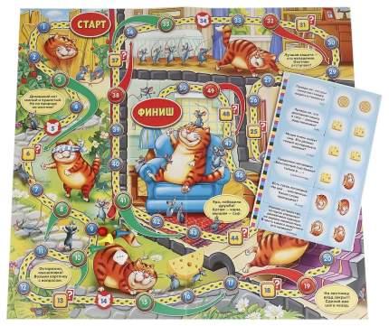 Семейная настольная игра Умка Кошки-Мышки