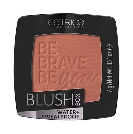 Румяна Catrice Blush Box 060 Bronze 6 г