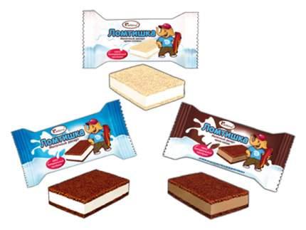 Десерт Акконд ломтишка 160 г 8 штук