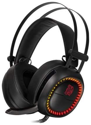 Игровые наушники Thermaltake Cronos Shock Pro RGB Orange/Black