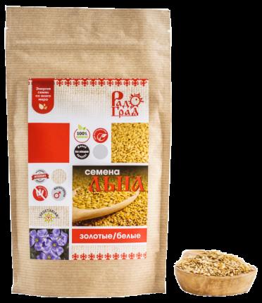 Семена льна белого (золотого) РадоГрад 400 г