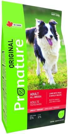 Сухой корм для собак Pronature Original Adult, ягненок, 2.27кг