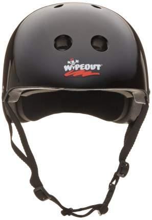Шлем защитный с фломастерами Wipeout Black (M 5+)