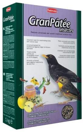 Основной корм Padovan для насекомоядных птиц 1000 г, 1 шт