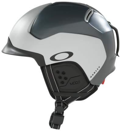 Горнолыжный шлем мужской Oakley Mod 5 2019, серый, L