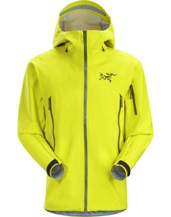 Спортивная куртка мужская Arcteryx Sabre, serpentine, XL