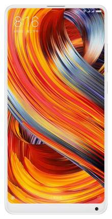 Смартфон Xiaomi Mi Mix 2S 128Gb White