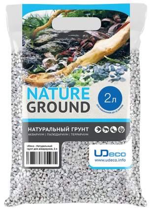 Грунт для аквариума UDeco Canyon White 3-5 мм 2л