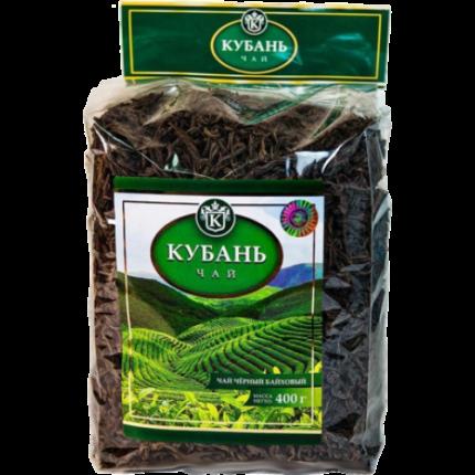 Чай черный Азерчай листовой Кубань 400 г