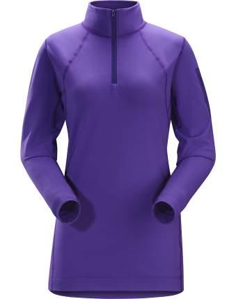 Термобелье Arcteryx Rho LT Zip Neck, violet, M INT