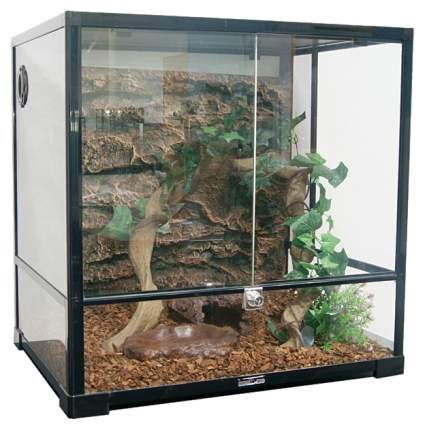 Террариум для рептилий, для черепах Repti-Zoo 0101RK, 30 x 30 x 30 см
