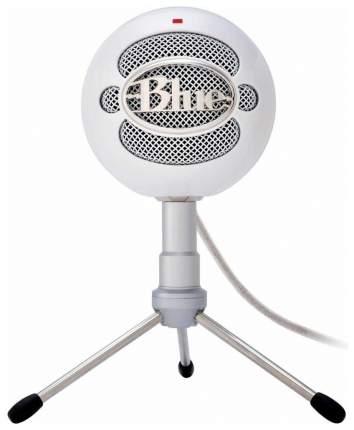 Конденсаторный USB-микрофон Blue Microphones Snowball iCE (White)